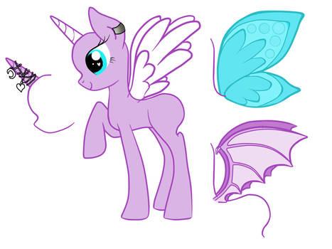 base pony