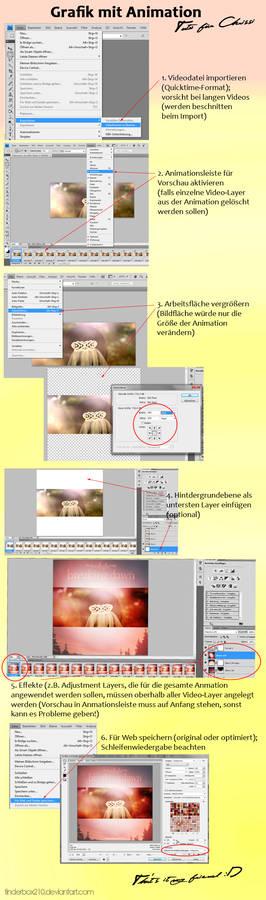Grafik mit Animation Tuto