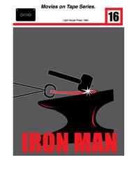 Iron man by Rshea