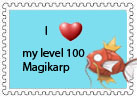 lv. 100 Magikarp by NiftyNautilus