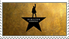 H: Hamilton Full Logo Static Stamp 2 by randomkiwibirds