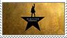 H: Hamilton Full Logo Static Stamp 2 by randomkiwibirds
