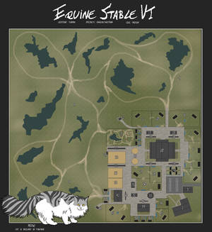 [PREMADE] Equine Stable VI [CLOSED] [FLAT PRICE]