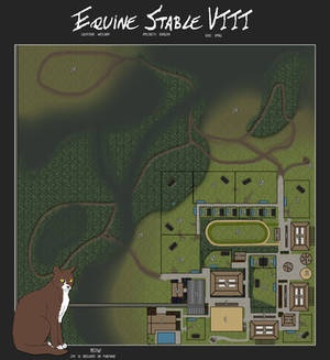 [PREMADE] Equine Stable VIII [CLOSED] [FLAT PRICE]
