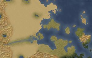 [FREE TO USE] Fantasy Map V