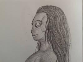 Moana in Profile by Rockhoppr3