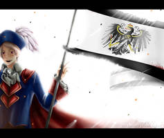 :APH: Happy B-day Prussia by Inupii