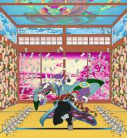 :Mononoke: Kusuri-uri by Inupii