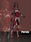 MGR!AU: Persia