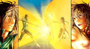 :1001: Light vs Light