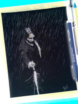 John Wick [Inverted Art]