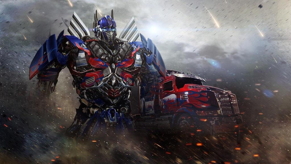 Optimus Prime   AGE OF EXTINCTION  FanArt by Wlad-SkuLLineTransformers Age Of Extinction Optimus Prime Fan Art