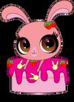 LPS Strawberrycake