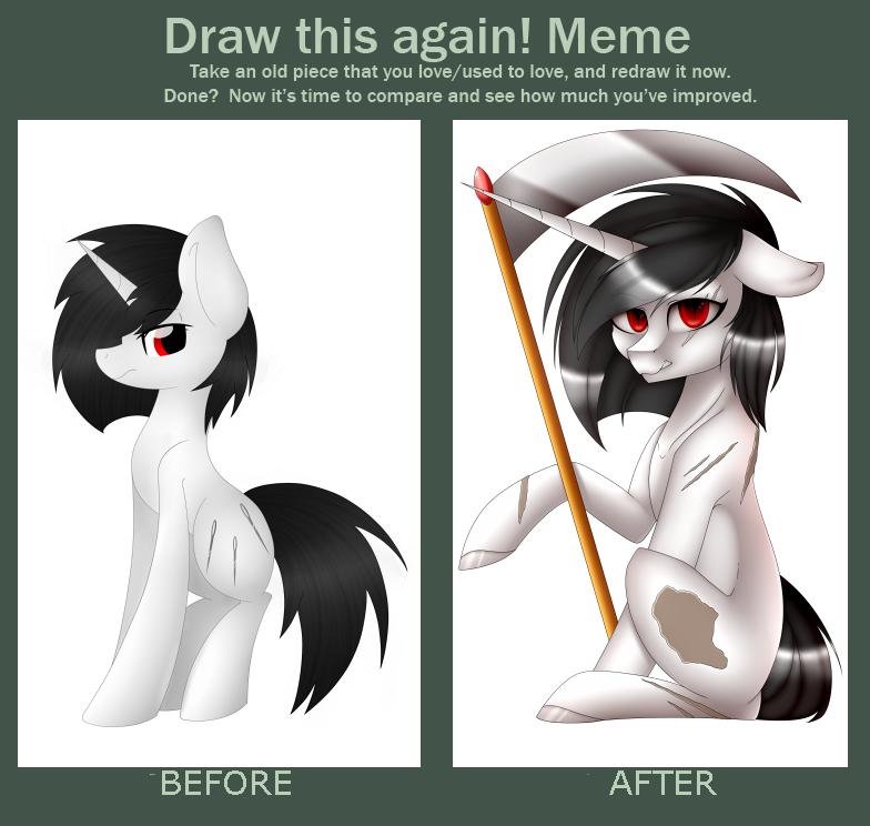 Draw it again by BlackMoonPaints