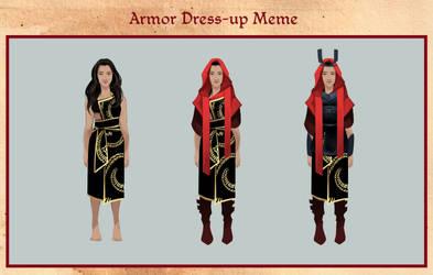 Akeno Armor Meme