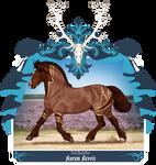 055 - SHH Aurum Arvvir the Honorable by Stal-HindeHei