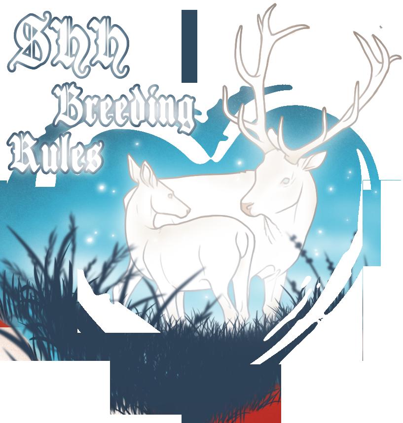 SHH Breeding Rules by Stal-HindeHei