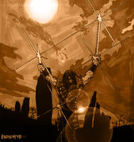 Warrior's Prayer by Meredyth