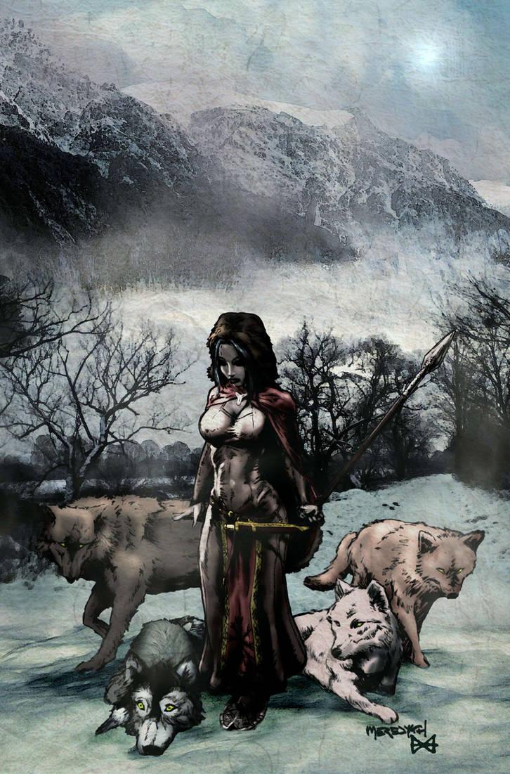 Lady of Winter