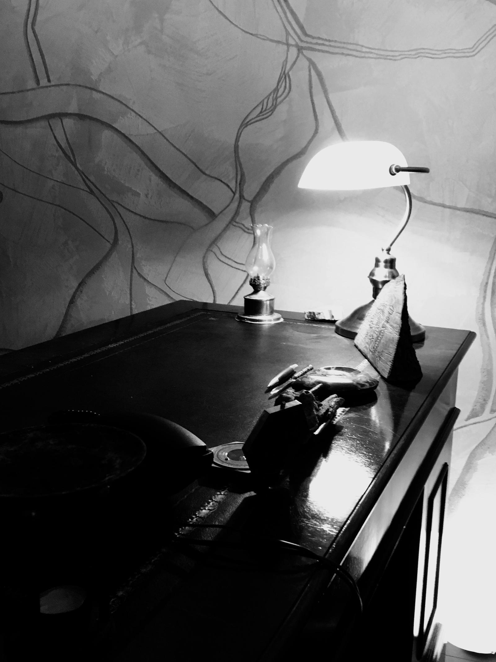 Desk Top by Meredyth