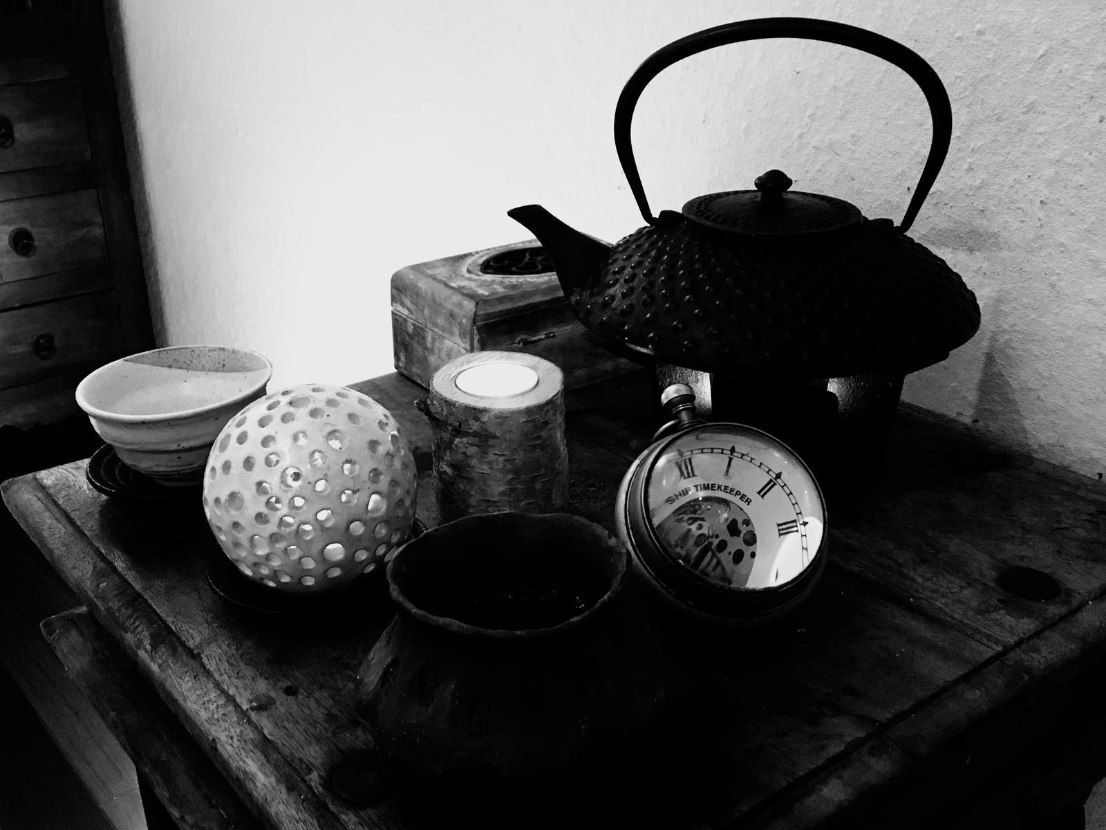 Tea Time by Meredyth