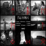 The Elder Futhark Runes - The Third Aett