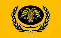Balkan Confederacy Crest No 2 By: S. R. Barlow by DesertStormVet