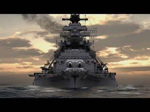 KMS Bismarck BattleShip