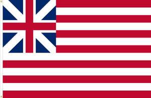 Grand Union Flag by StephenBarlow