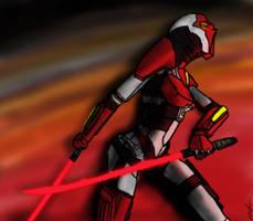 Crimson Lance Assassin