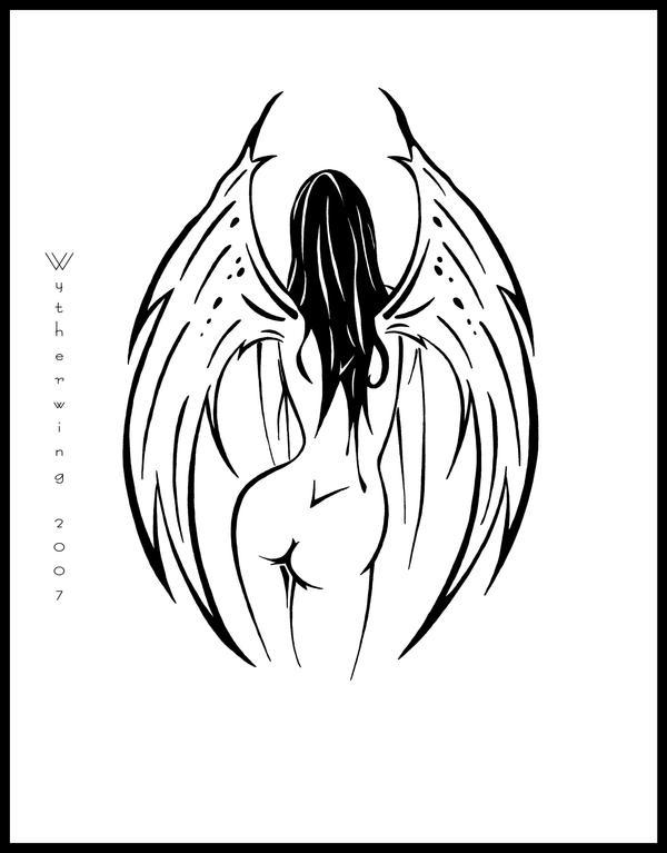 Blood Angel Tat - shoulder tattoo