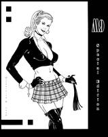 Mistress Sveta - M9SE by wytherwing