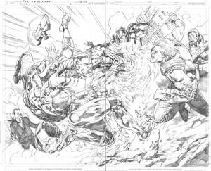 Cyborg #9 - Page16-17