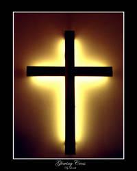 Glowing Cross by lexidh