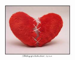 Stitching up a broken heart by lexidh