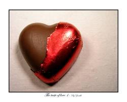The taste of love 1