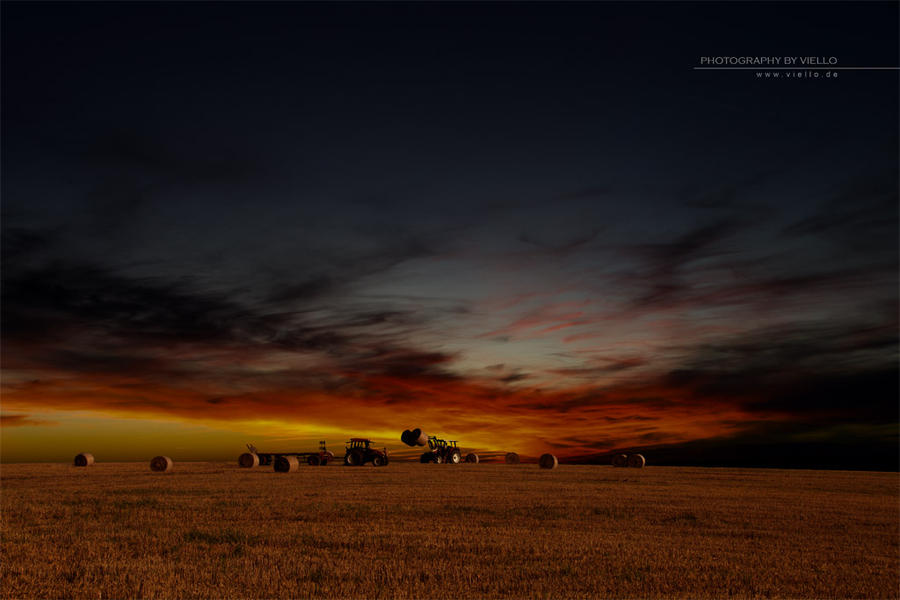 Farm Work by MicroPilot