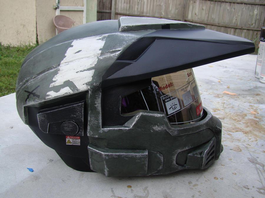 Halo Reach MKV Helmet by Hyperballistik