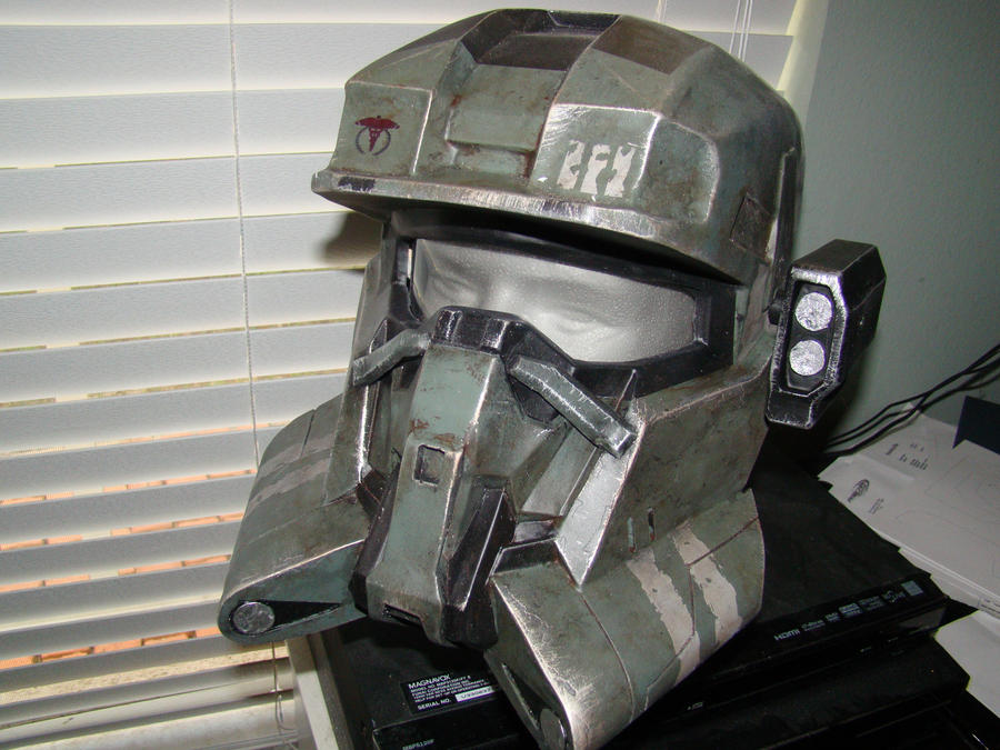 Halo EOD helmet with CNM 2 by Hyperballistik on DeviantArt