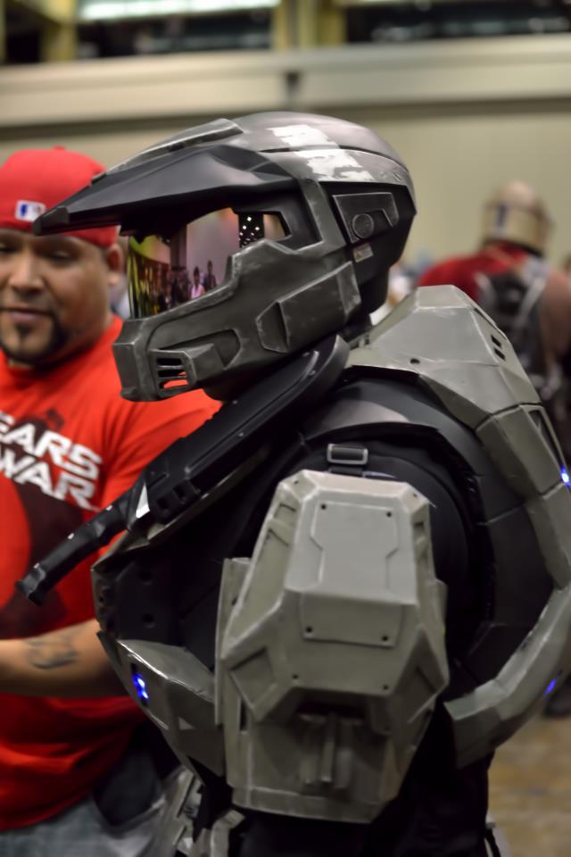 Halo Reach MKV suit finished by Hyperballistik