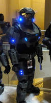 Halo Reach MKV Suit now with lights