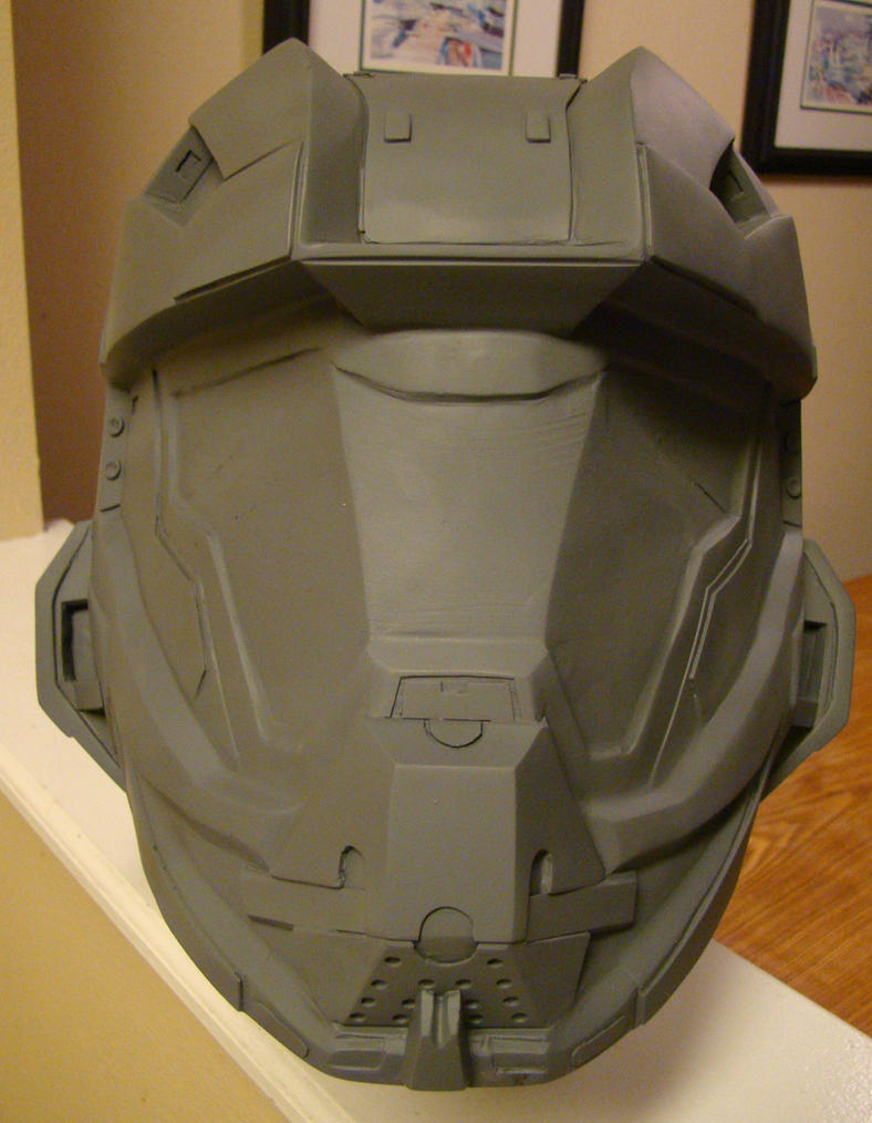 deviantART: More Like Halo 4 Lifesize Venator Helmet by Hyperballistik