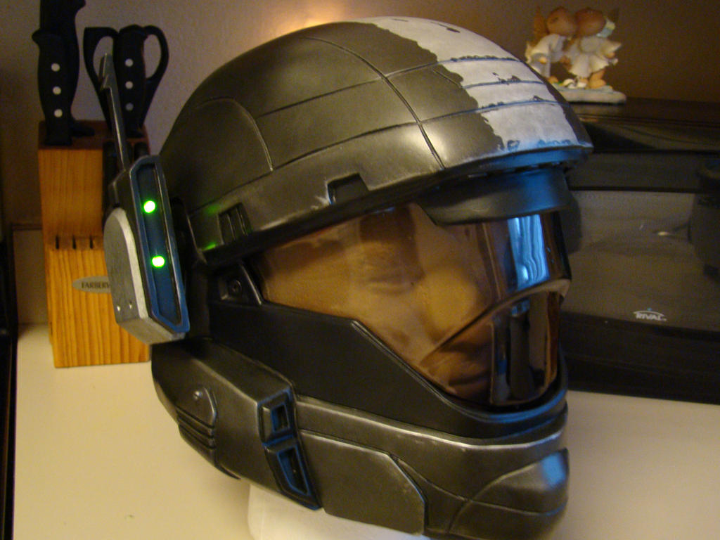 How Big Is A Kid Size Halo Helmet