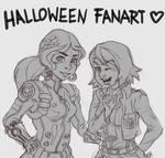 Haloween Fanart