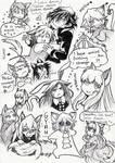 Pandora Hearts love CATS