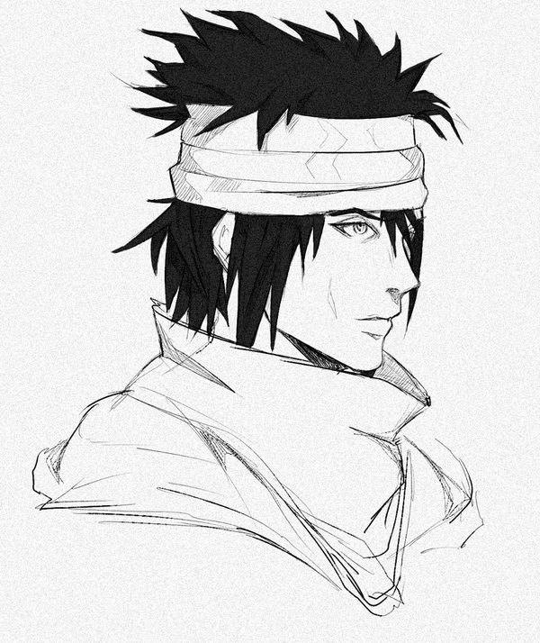 Sasuke (The Last design) by lawlliets on DeviantArt