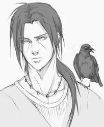 Itachi by lawlliets