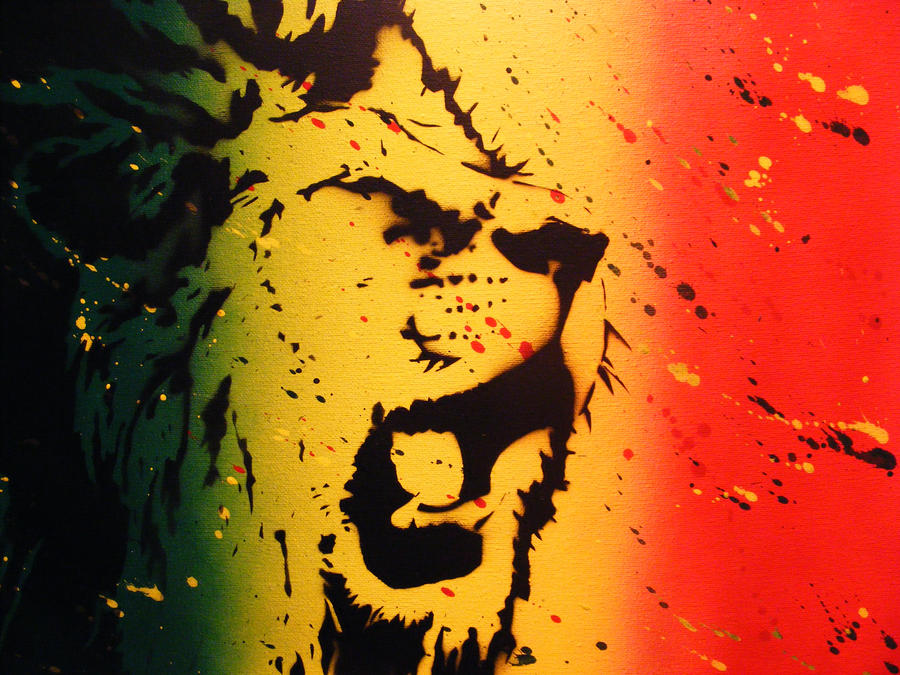 Rasta Colors  Rasta Lion Cool Rasta Lion Pictures