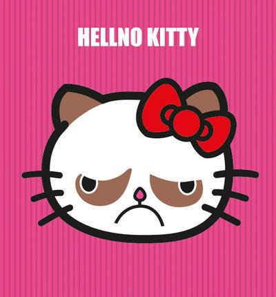MrBwth - Hell No Kitty by MrBwth