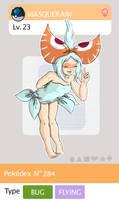 Gijinka Pokemon 284 Masquerain